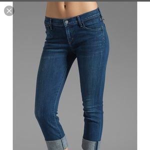Citizens of Humanity Dani Cropped jeans, 28